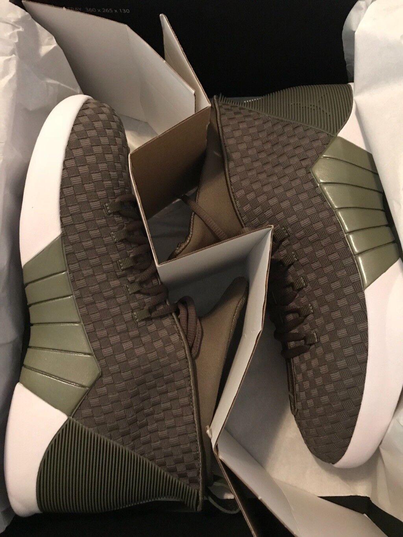 Jordan Retro 15 PSNY Olive Size 9.5