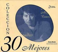 Sandro - Mis 30 Mejores Canciones (2cd) [new Cd] on sale