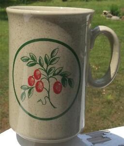 TAMS-MADE-IN-ENGLAND-COFFEE-TEA-MUG-CUP-FRUIT-CHERRIES-RED-BERRIES-RED-PLUM