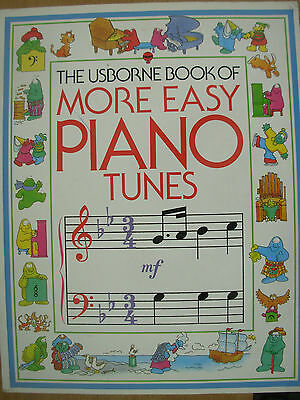 Nice The Usborne Book Of More Easy Piano Tunes With The Best Service