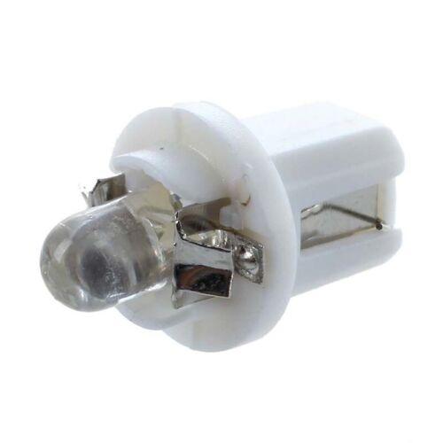 10x T5 LED BULB Light Gauge White Light Meter Dashboard B8-5D Car lights 12 G9Z3