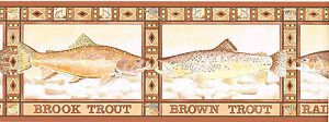 Fishing-Lures-Brook-Brown-Rainbow-Trout-Fish-Salmon-Color-Frame-Wallpaper-Border