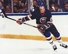 MIKE BOSSY 8X10 PHOTO HOCKEY NEW YORK ISLANDERS NY NHL PICTURE
