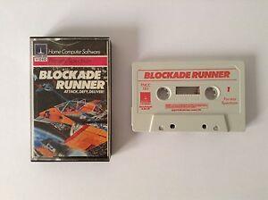 Blockade Runner by Thorn EMI  ZX Spectrum cassette - Fareham, United Kingdom - Blockade Runner by Thorn EMI  ZX Spectrum cassette - Fareham, United Kingdom