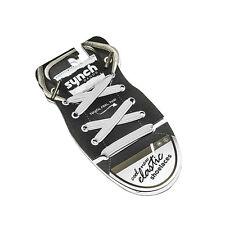 Synch Bands Shoelaces - White Ligntning - Medium