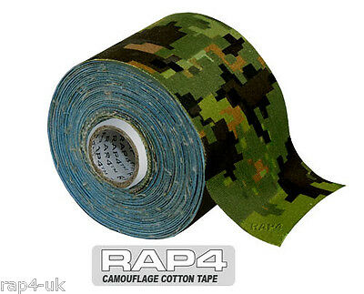 Paintball Airsoft Cotton Camouflage Tape (CADPAT) [U4]