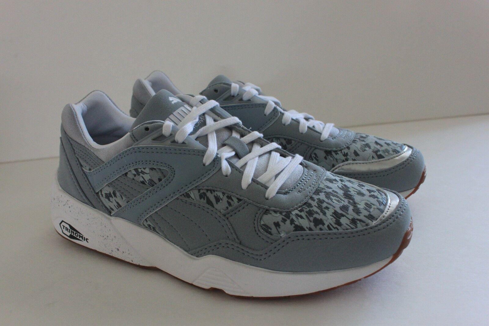 Mujer Puma Trinomic R698 NC gris Retro Casual Zapatillas Zapatos Zapatos Zapatos Impreso Talla 7 M  ventas en línea de venta