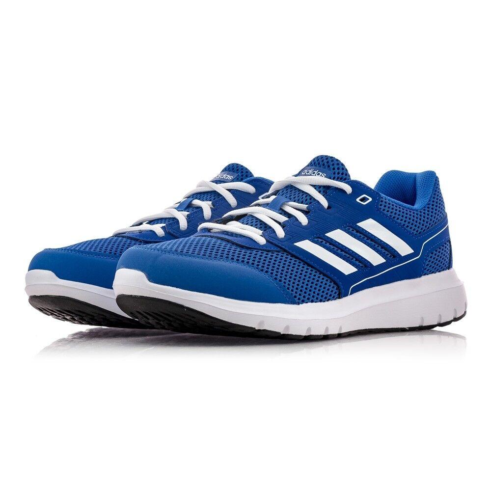 Adidas Men Running shoes Duramo Lite 2.0 Training Work Out Gym White CG4049 New