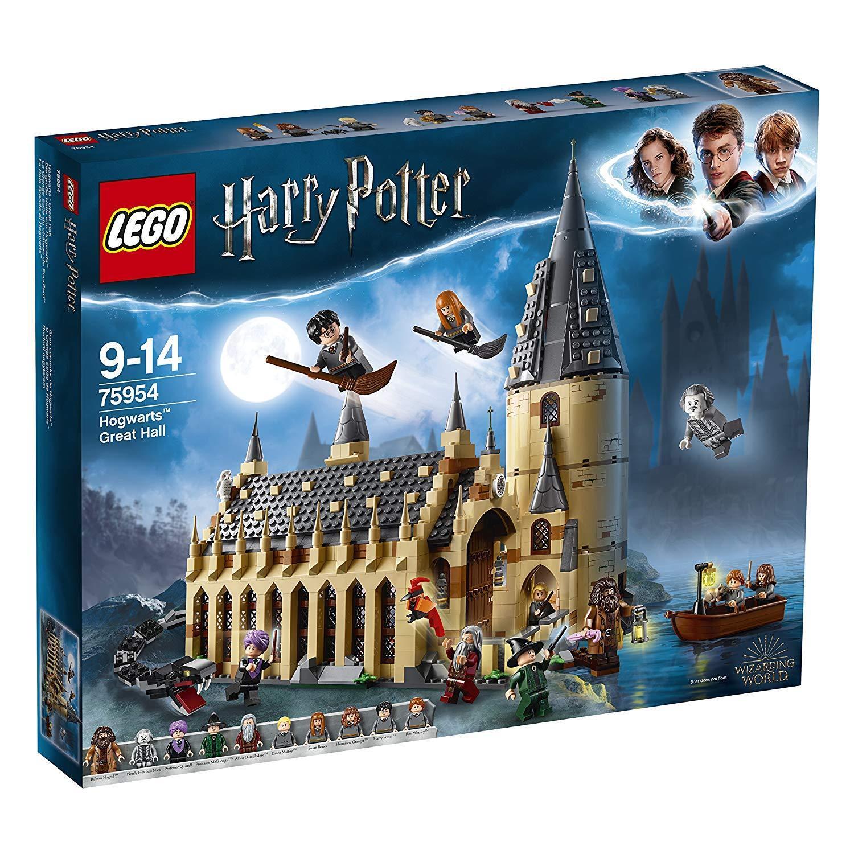 LEGO ® 75954-Harry Potter ™ la gree sala  di Hogwarts ™ NUOVO & OVP  garanzia di qualità