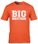 miniature 8 - Big Brother T-Shirt Kids Baby Grow Brother Outfit Tee Top