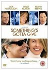 Something's Gotta Give 7321900319546 With Keanu Reeves DVD Region 2