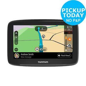 Details about TomTom GO Basic 5 In Europe Lifetime Maps & Traffic Sat Nav