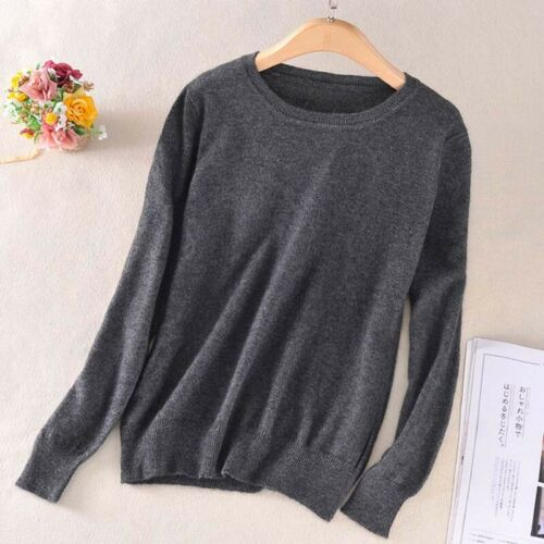 Pullover Turtleneck Warm Knitted Winter Sweater Women Autumn Cashmere