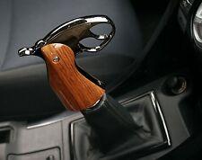 Pistol GUN Grip Shift Knob Manual Automatic Car Truck Shifter Gear Handle Metal