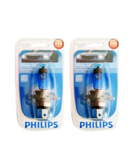 Philips Essential Vision White Car Headlight H4 bulb -- ( QTY 2 PCS)