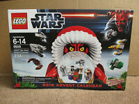 Lego 9509 Star Wars 2012 Advent Calendar Christmas Minifigure Retired Boxed Set