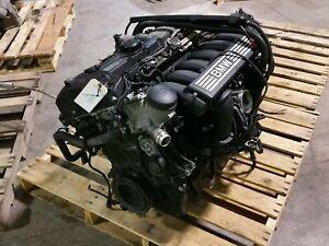 2008 Bmw 328i E90 3 0l Conjunto De Motor Xi Awd N52 Ebay