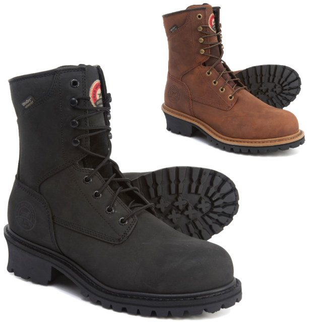 Steel Toe Waterproof Work BOOTS 83836
