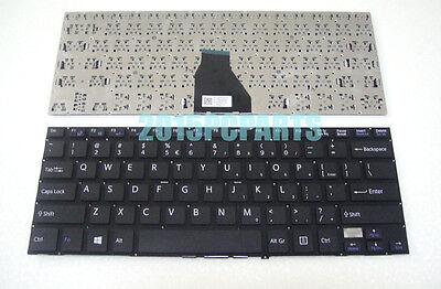 New Sony VAIO SVF14A SVF14A13CX SVF14A14CX SVF14A15CX Keyboard US 149238221US