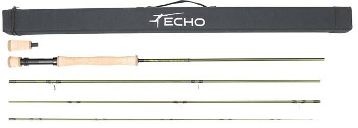 Echo OHS Fly Rod with Free Shipping and No Sales Tax