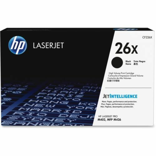 HP CF226X Toner Cartridge Black for M402DN M402DW M402N with 9000 Page Yield