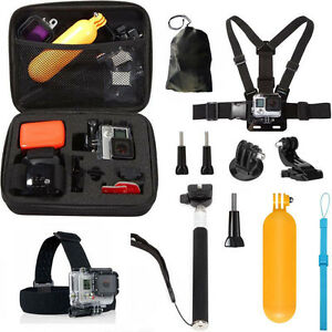 10 in 1 Accessories Repair Kit for GoPro Hero 5 4 Session 3+ 3 xiaoyi Camera NEW