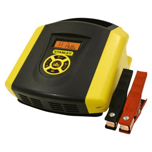 15 A STANLEY SABC15-QS Battery Charger