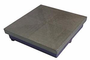 Mess-und-Kontrollplatte-aus-Grauguss-200-x-200-x-25-mm-Tuschierplatte-DIN876-3