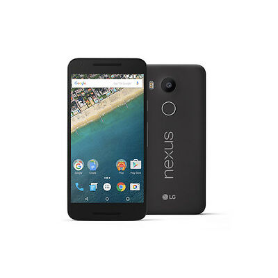 LG Google Nexus 5X (32GB, Black)