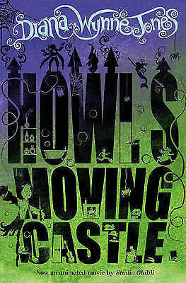 1 of 1 - Howl's Moving Castle-ExLibrary