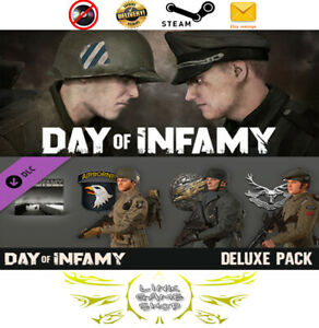 Day Of Infamy - Deluxe DLC (Unit Starter Pack And Soundtrack) Download