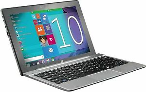 """Supersonic 10.1"""" Touchscreen 2GB RAM 32GB  eMMC Convertible Tablet / Laptop"""