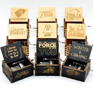 Details About Two Colors Star Wars Music Box Game Of Thrones Music Box Theme Birthday Present