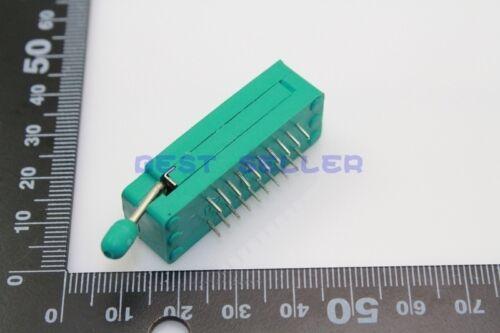 Narrow)YB 1pcs New 20 Pin Universal ZIF DIP Tester IC Test Socket