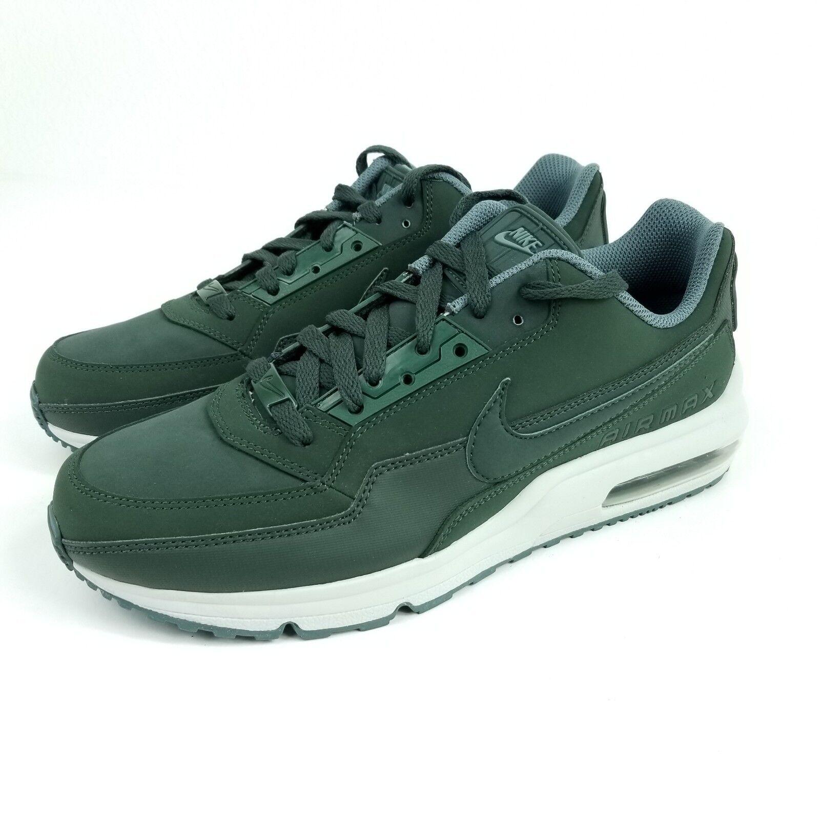NIKE Air Max LTD 3 Mens Sz 11.5 Running shoes Grove Green 687977 303