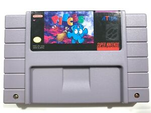 RARE-Pieces-SUPER-NINTENDO-SNES-Game-Tested-Working-amp-Authentic