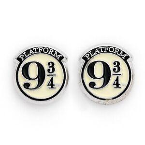Harry-Potter-Platform-9-3-4-Silver-Plated-Stud-Earrings
