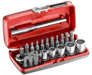 Tools Trinquete Llaves Vaso 1 4 Set Facom Con Flexible De R1pico Cabeza OdaSqWHfw1