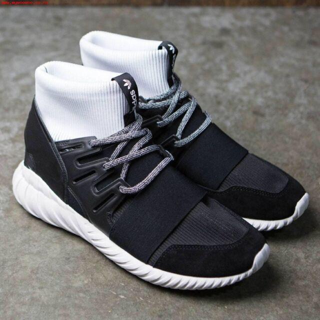 size 40 69912 67e59 Men's Adidas Tubular Doom Size US Size 9.5 Boost Nmd Pirate Black Beluga OG  Kith