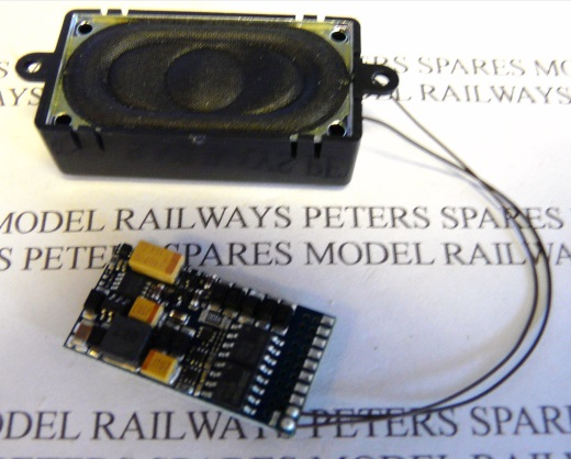 ESU 55481 MS V4 Class 45 Diesel DCC Sound Decoder 21 Pin By South West Digital