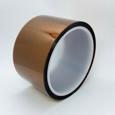 55mm X 33m 100ft Kapton Tape High Temperature Heat Resistant Polyimide Us Ship