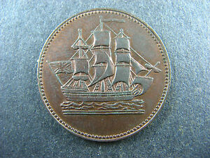 PE-10-27-Ships-Colonies-amp-Commerce-token-PEI-Canada-SCC-27-Breton-997