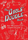 The Girls' Doodle Book by Andrew Pinder (Paperback, 2008)