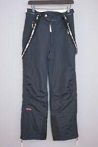 Women-SOS-Salopettes-Sportswear-Snowboarding-Skiing-Waterproof-W31-L30-XIJ366