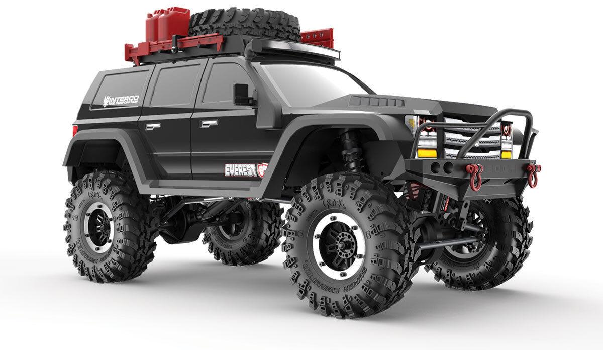 rojocat Racing Everest Gen7 Pro 1 10 Crawler Escala cepillado eléctrica 4x4 1 5 RC
