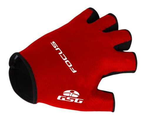 Made in Italy by GSG 2018 Team Focus Summer Cycling Gloves