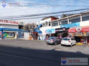 Renta de local en plaza Pericón Cuernavaca, Morelos…Clave 3374