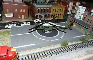 Image Is Loading Heliport Landing Pad For N Or HO Scale