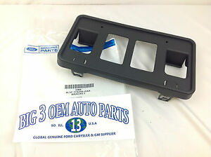 2004-2005-Ford-F150-Front-License-Plate-Mounting-Bracket-new-OEM-4L3Z-17A385-AAA