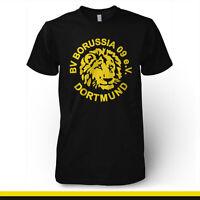 Borussia Dortmund Germany Retro Soccer T Shirt Bvb 09 Bundesliga